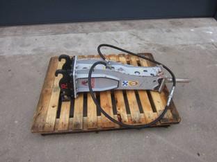 Abbruchhammer (Minnibagger) mieten leihen